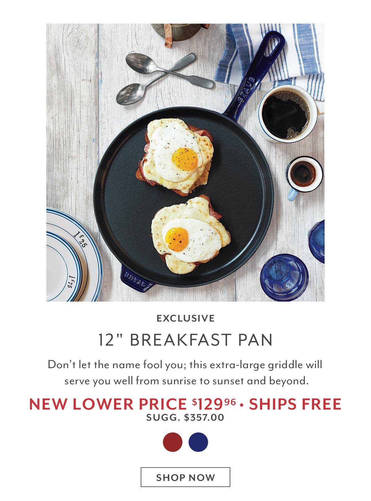 Breakfast Pan