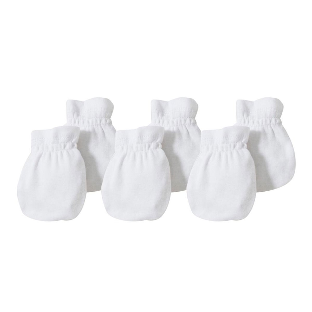 Bee Essentials Organic Baby Mittens Set of 3