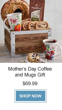 Mother's Day Coffee and Mugs Gift
