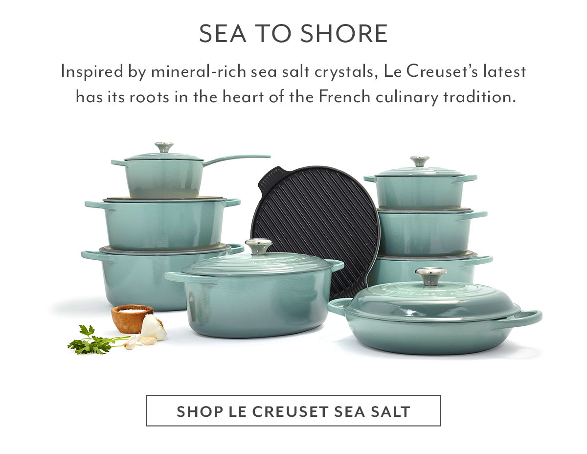 Le Creuset Sea Salt
