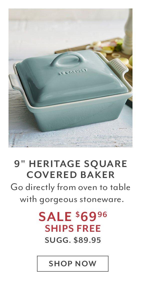 Heritage Square Baker