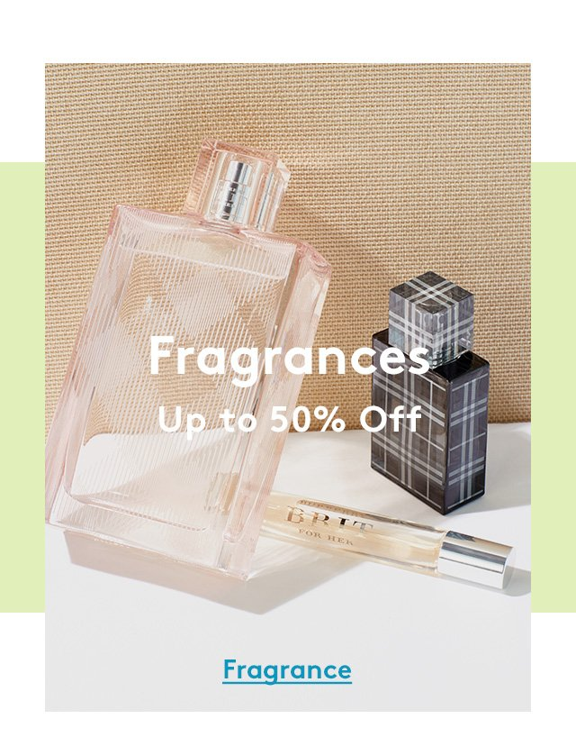 Fragrances | Up to 50% Off | Fragrance