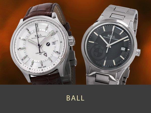 Shop Ball Watches
