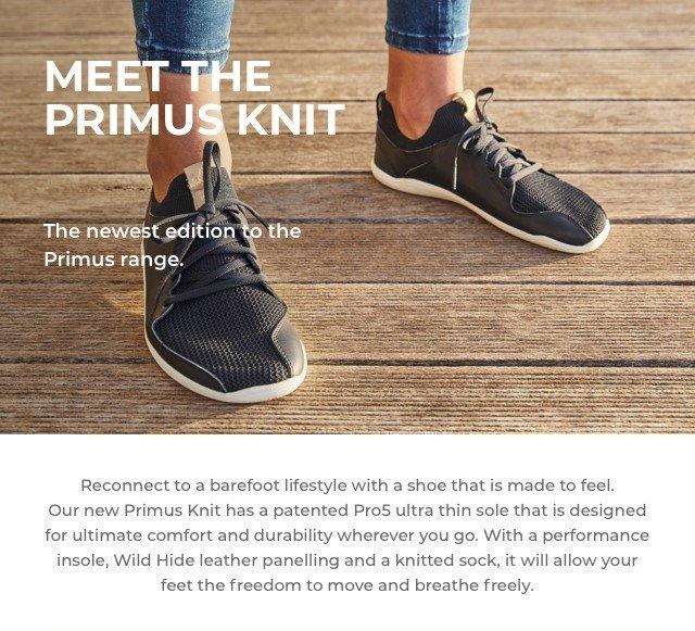 Vivobarefoot: Get knit | Milled
