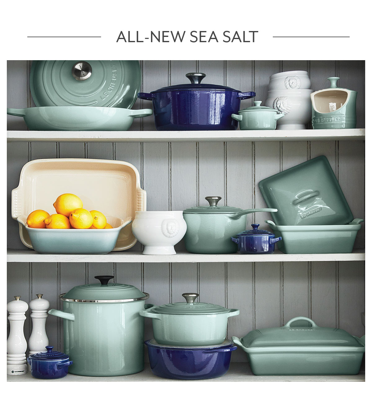 Le Creuset Sea Salt