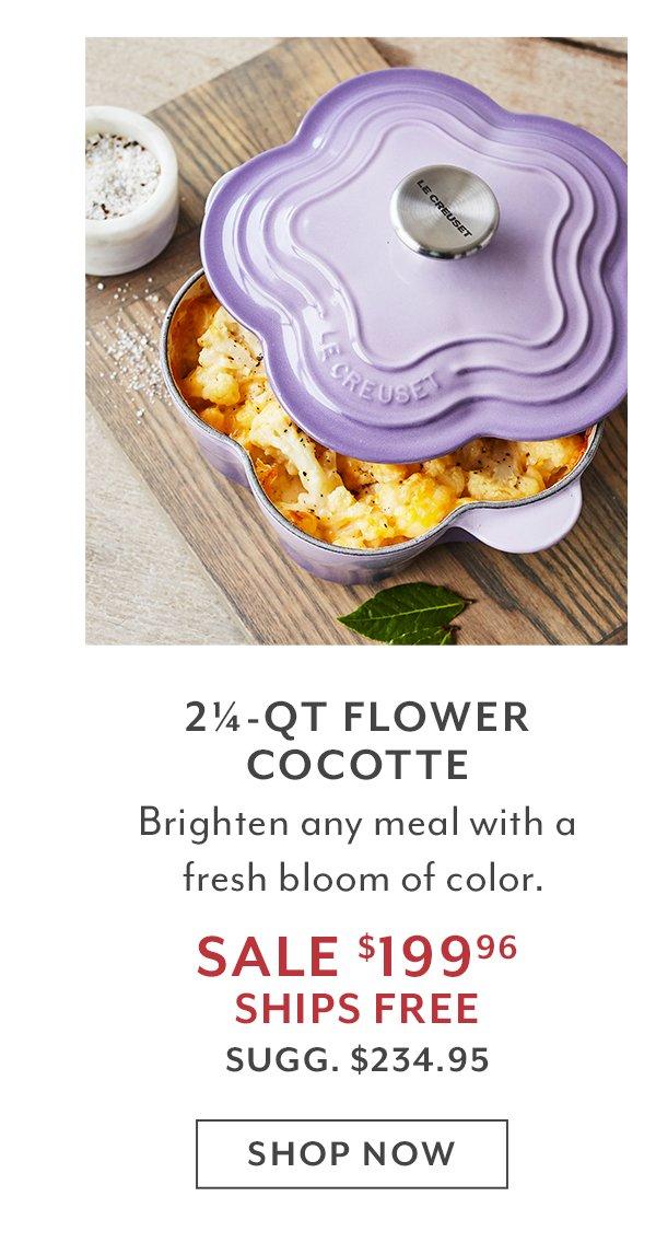Flower Cocotte