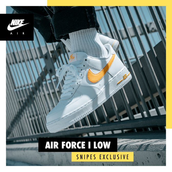 1Milled ATSNIPES Air Force Snipes exclusiveNIKE qVSpUzM