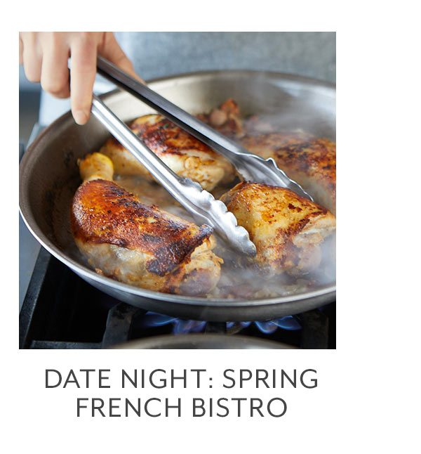 Class: Date Night  Spring French Bistro