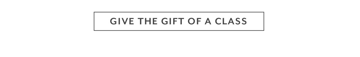 Give the Gift of a Class