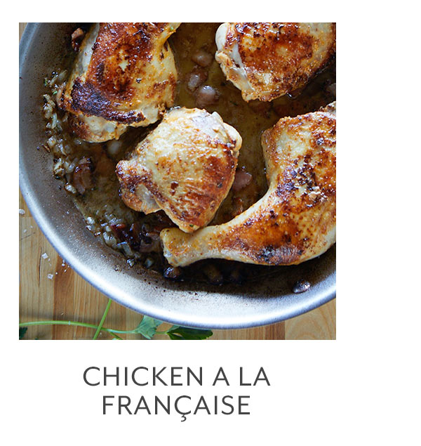 Class: Chicken a la Franaise