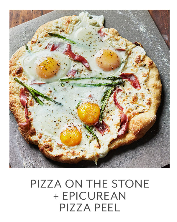Class: Pizza on the Stone