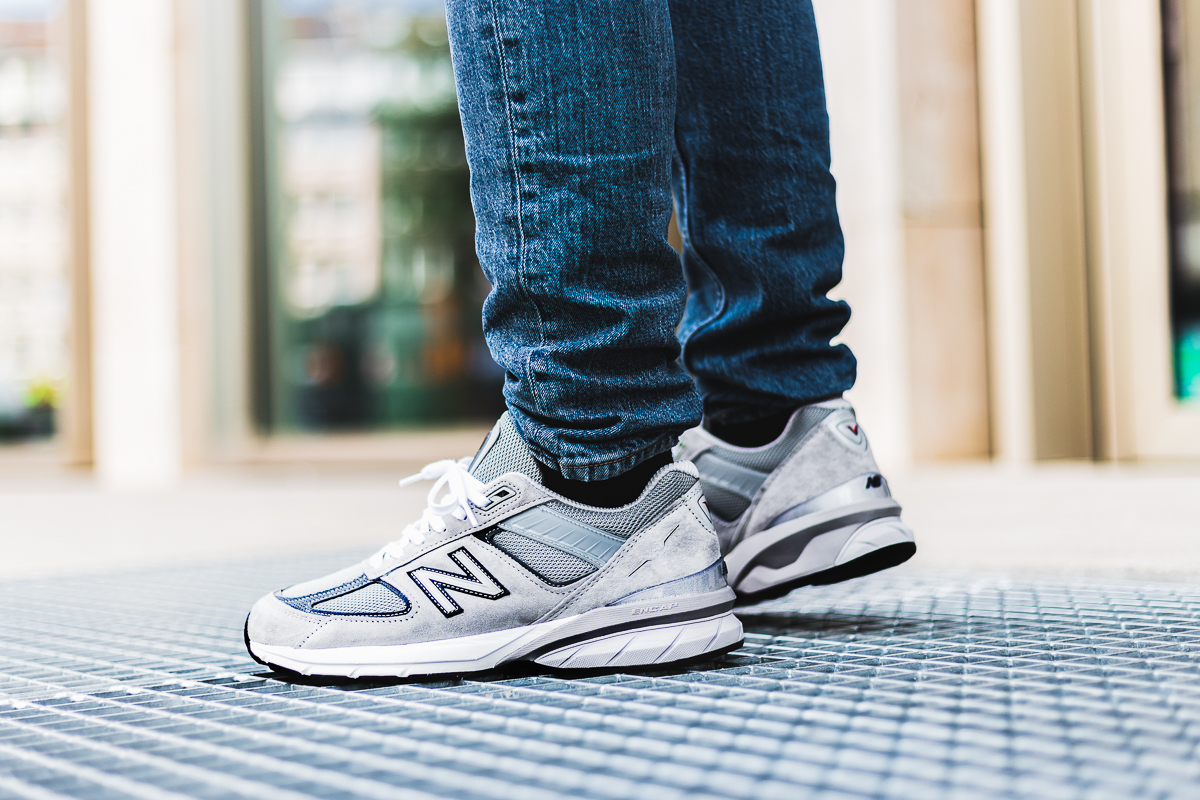 huge selection of 10074 5fad5 Afew Sneaker Store: New Balance 990 V5 | Nike ACG | P-6000 ...
