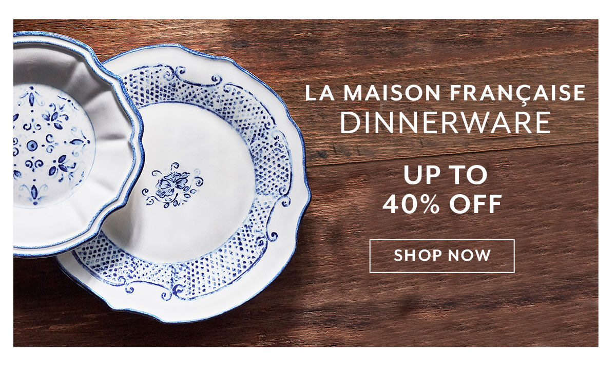 La Maison Dinnerware