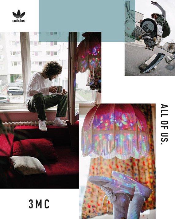 adidas 3MC von SkateboardingALL USMilled OF TitusDer DIb9e2WEHY