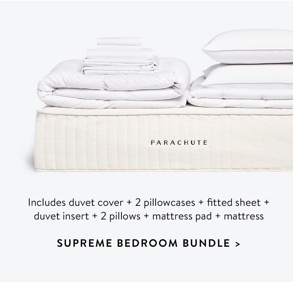 Supreme Bedding Bundle