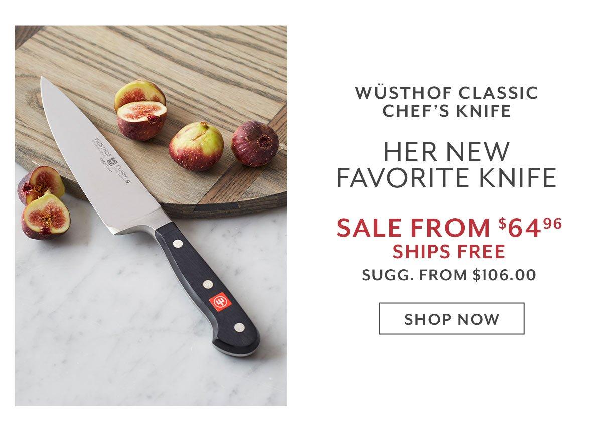 Wusthof Classic Knife