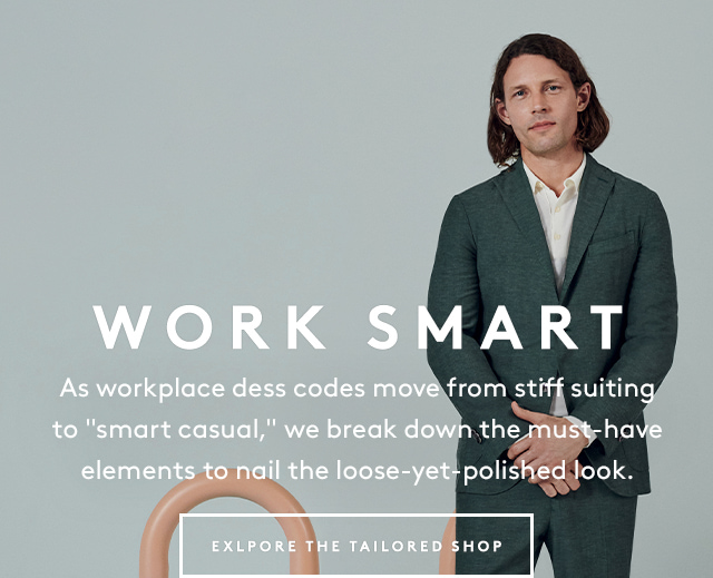 Read more about the newest office dress code.