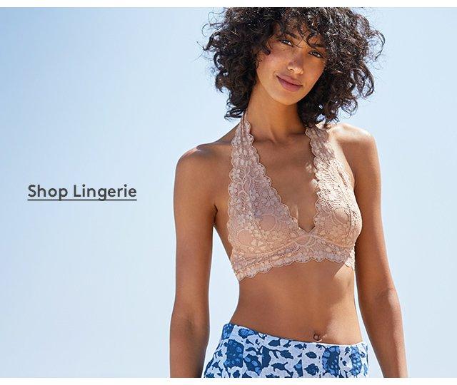 Shop Lingerie