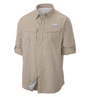 Mens Cascades Explorer Shirt in tan