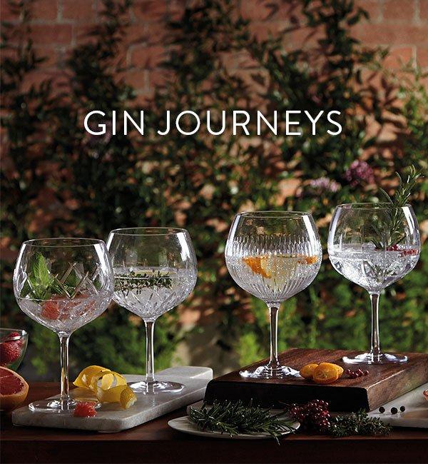 Gin Journeys