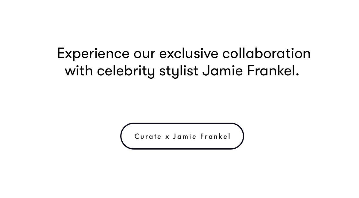 Curate x Jamie Frankley