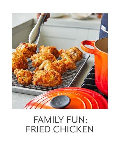 Family Fun Fried Chicken