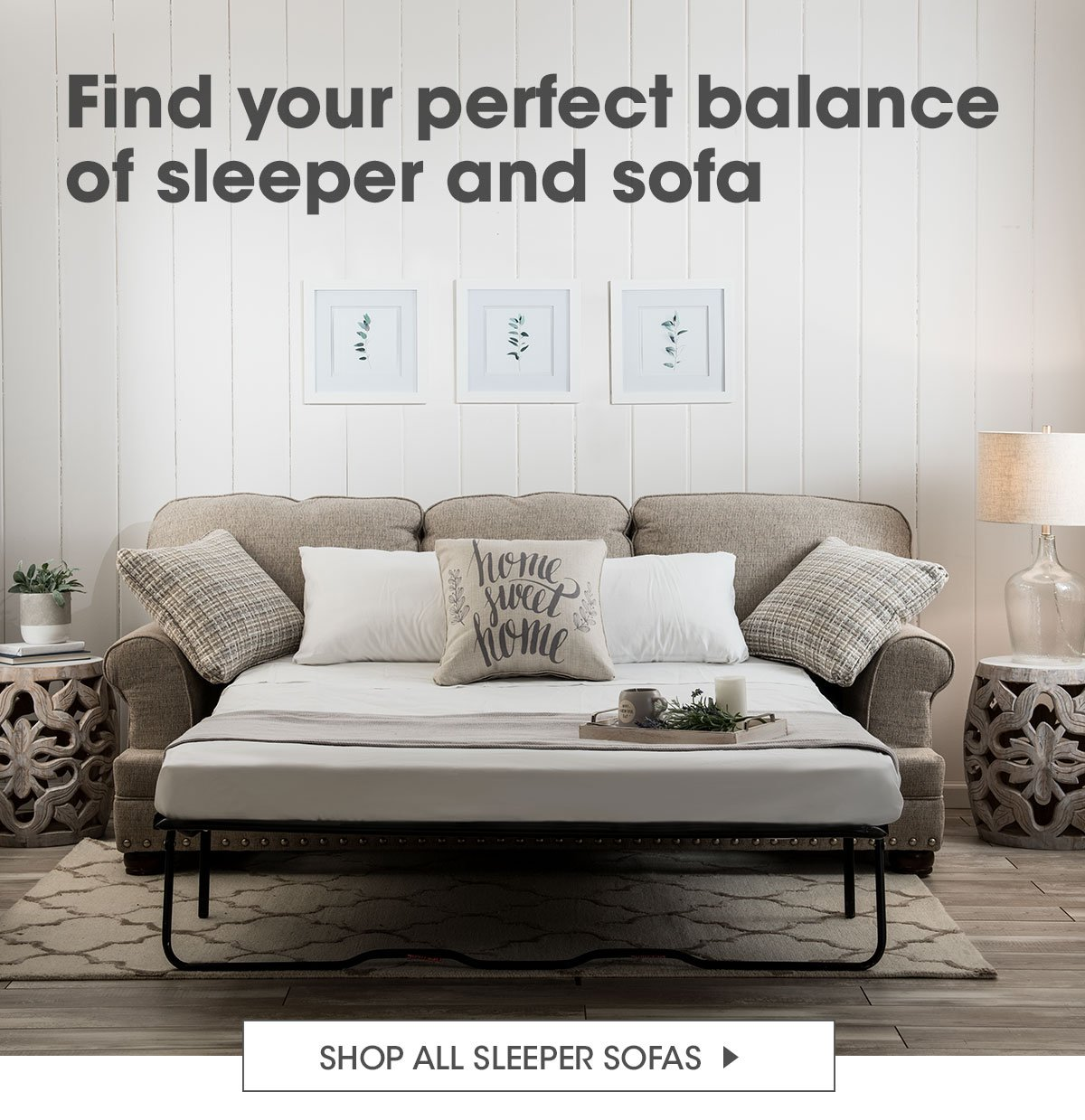 Picture of: Bobs Discount Furniture Sleeper Sofas Starting At 699 Milled