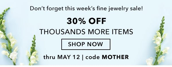 30% Off Thousands of Items. Shop Now