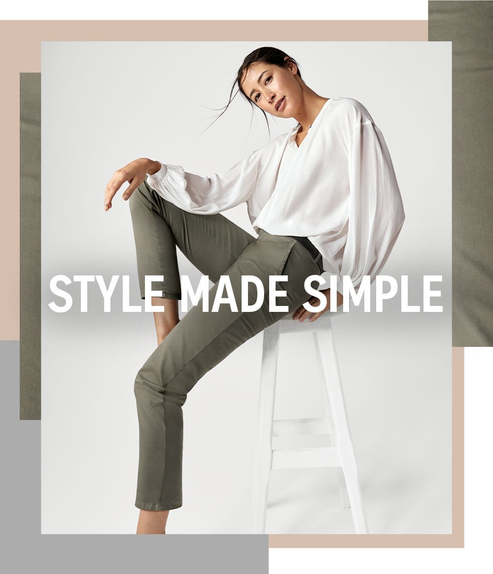 STYLE MADE SIMPLE