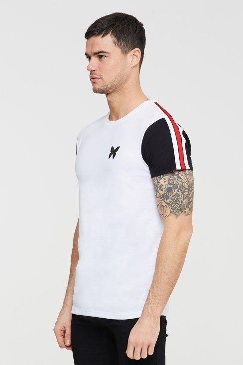 Speed White T-Shirt