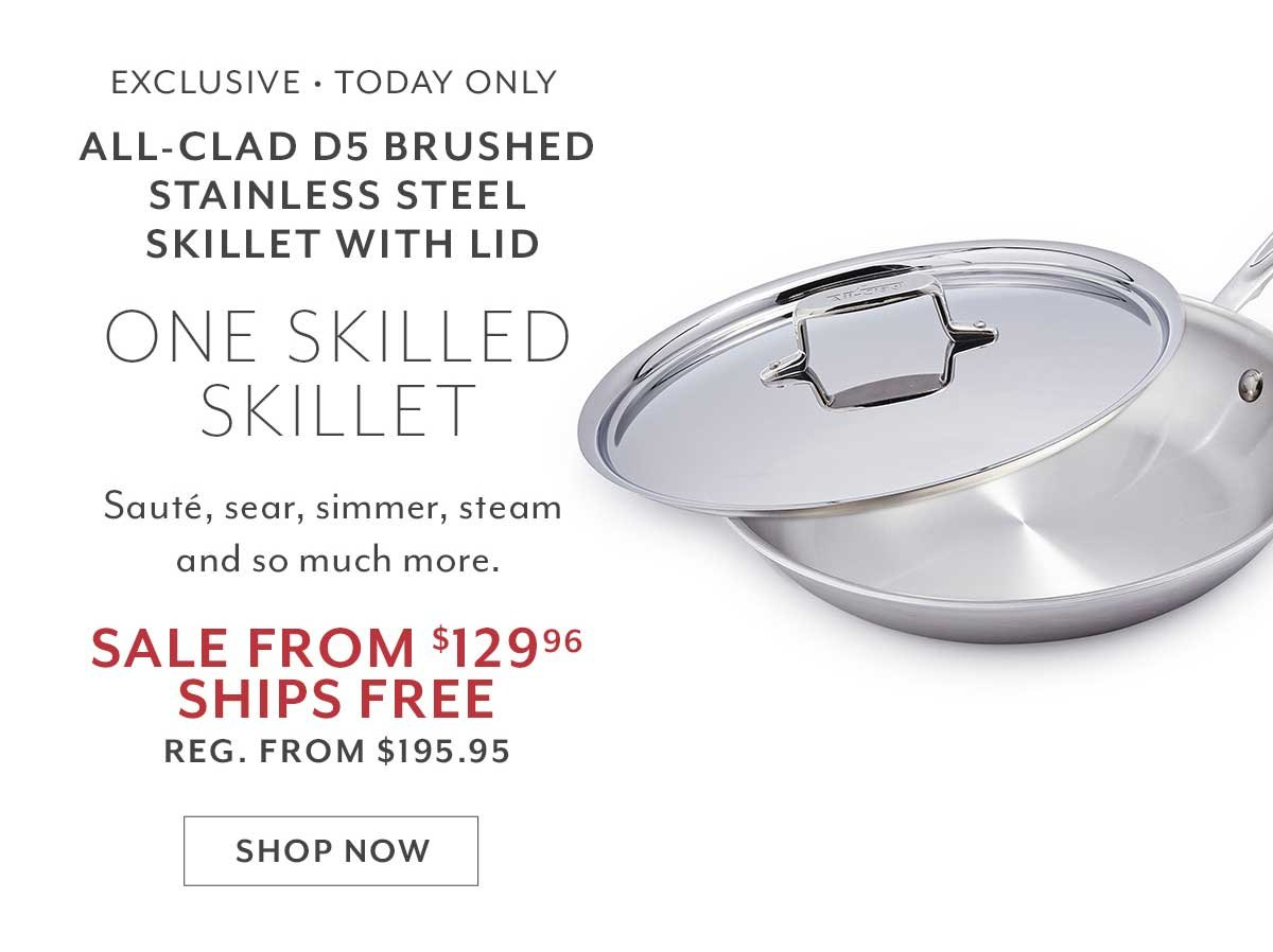 Skillet with Lid