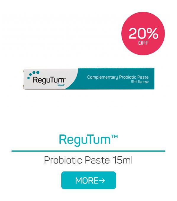 ReguTum™ Probiotic Paste 15ml