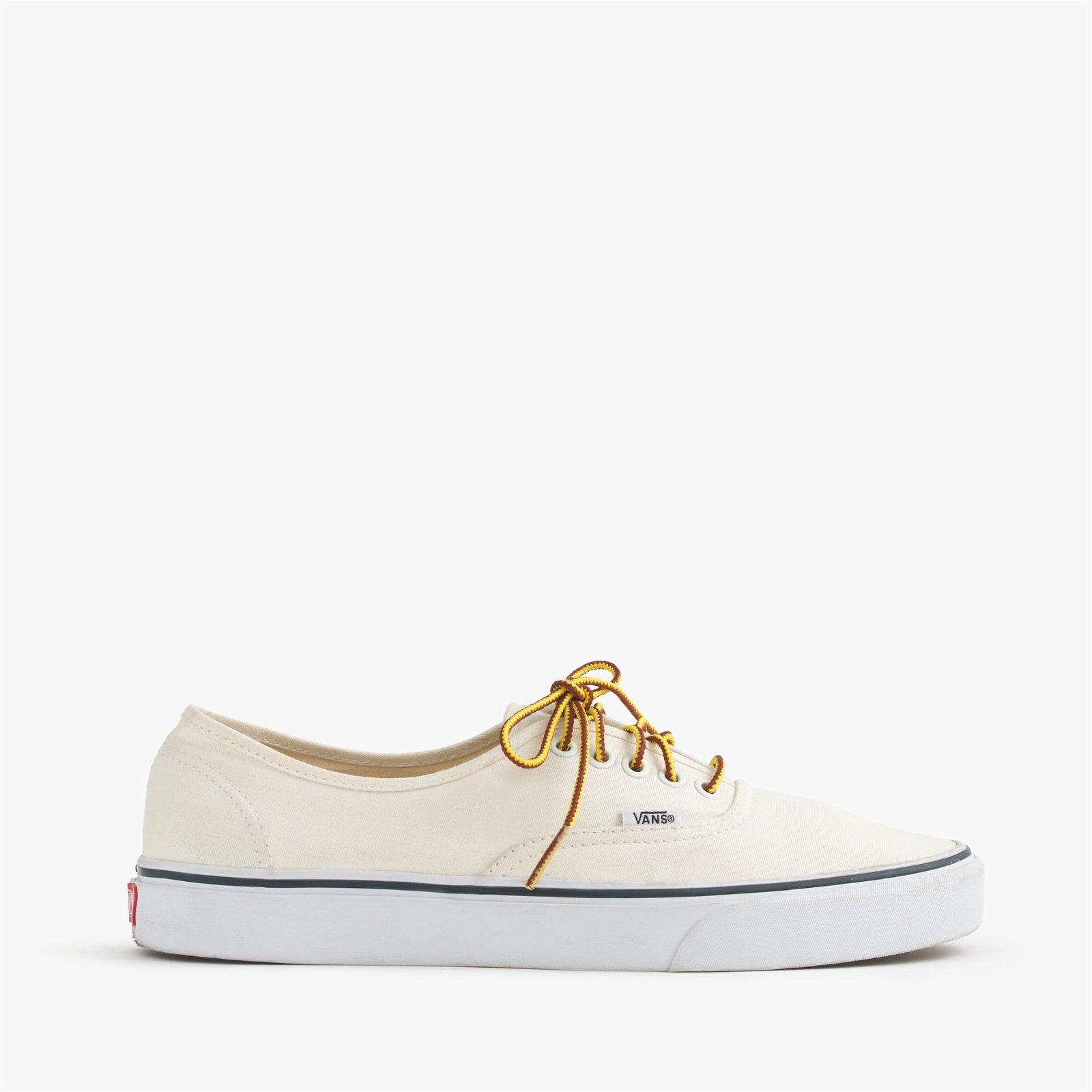 Vans for J.Crew canvas authentic sneakers