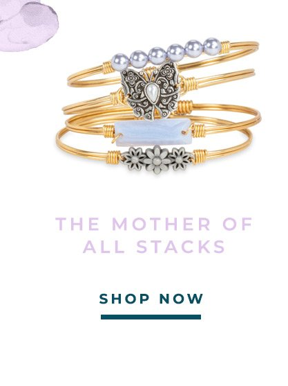 THE MOTHER OF ALL STACKS | SHOP NOW