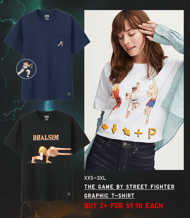 BODY2 - WOMEN THE GAME BY STREET FIGHTER GRAPHIC T-SHIRT