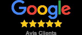 Google Avis clients : plus de 90% d'avis positifs !