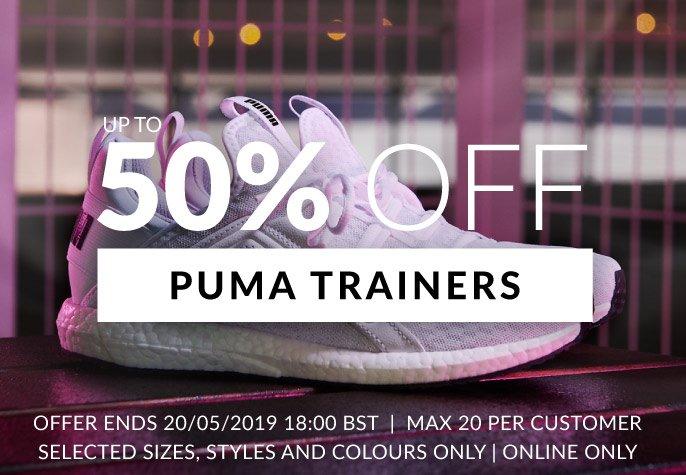 sports direct trainers puma