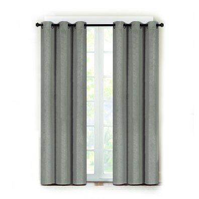 Denver Blackout Curtain Panels, Set of 2, Mult. Colors & Sizes