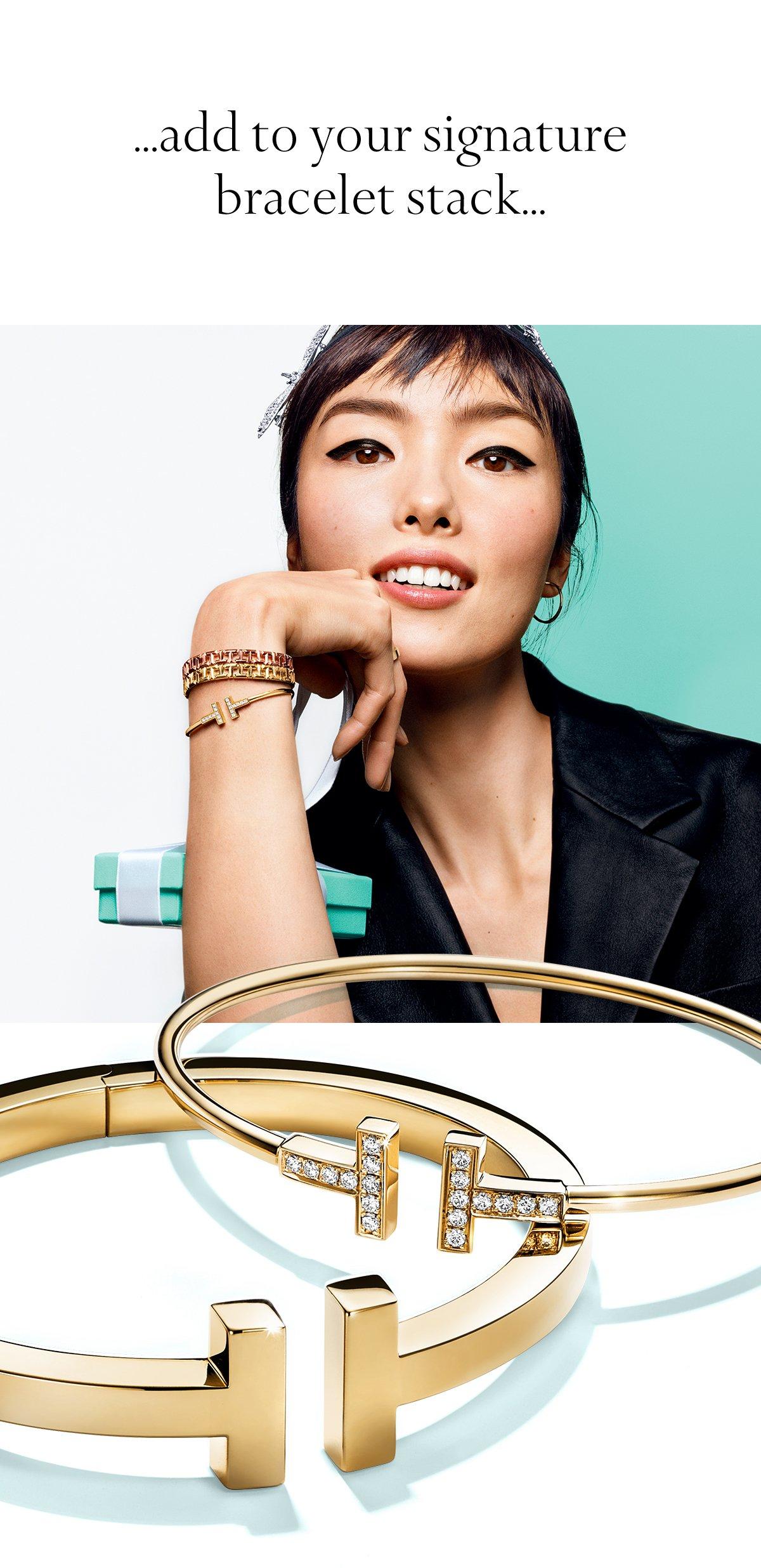 Shop Tiffany T Bracelets