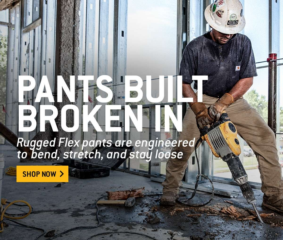 Carhartt: Our most flexible work pants | Milled