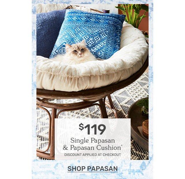 Shop Papasan.
