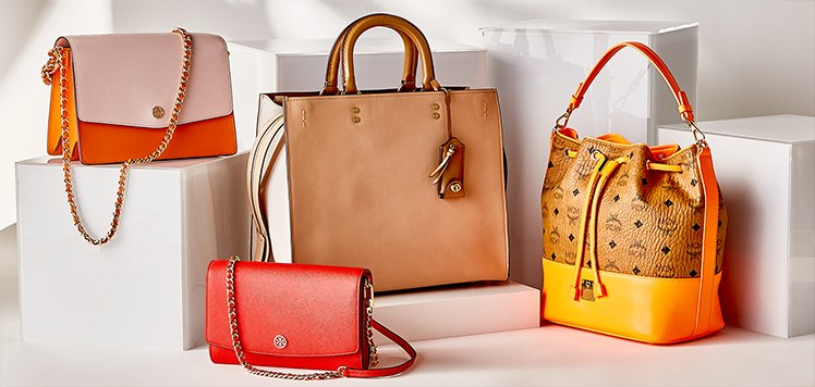 Tory Burch & More High-End Handbags