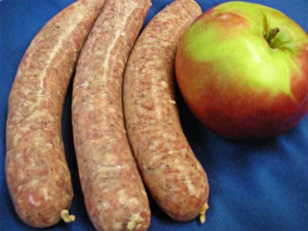 Apple Bratwurst