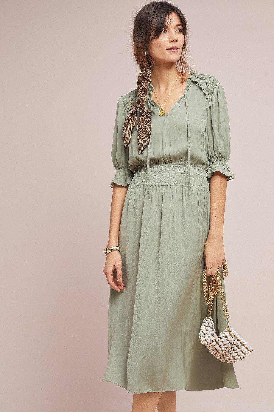 Cape May Midi Dress