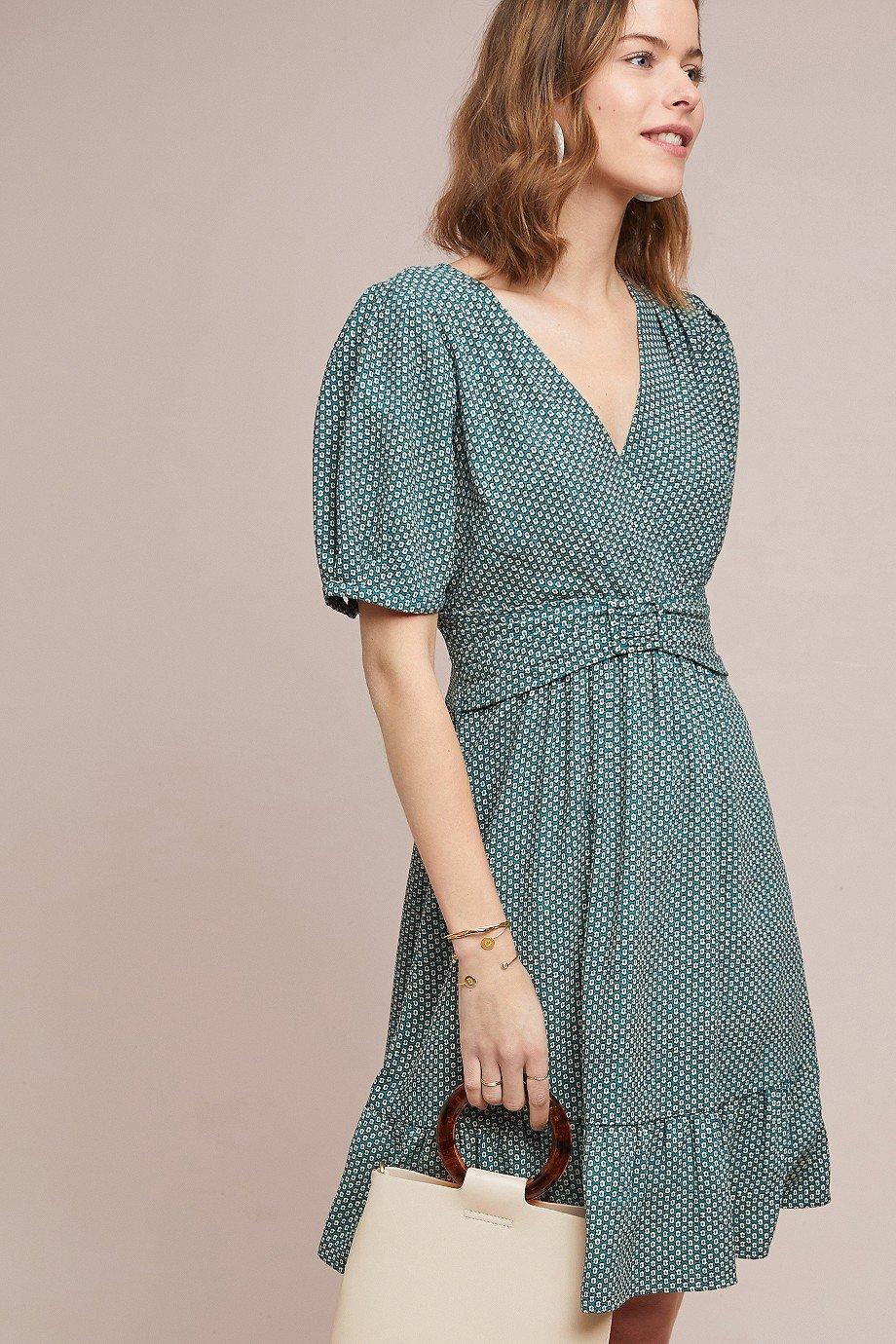 Martina Belted Dress