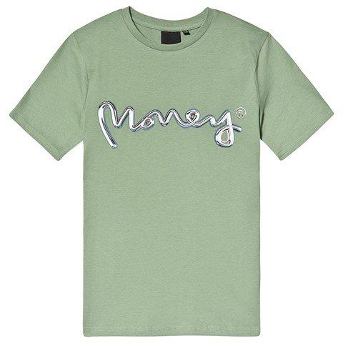 Money Green Money Logo T-Shirt