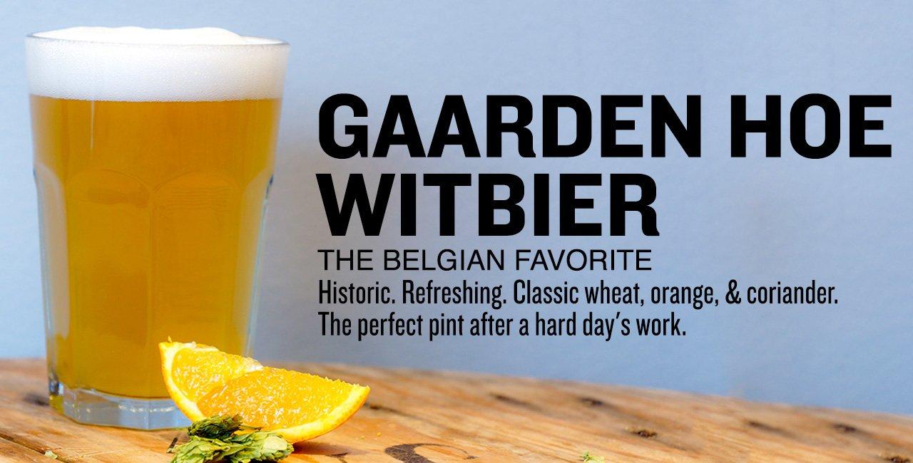 Gaarden Hoe Witbier All-Grain Kit