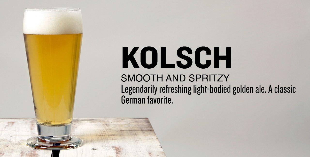 Kolsch All-Grain Kit