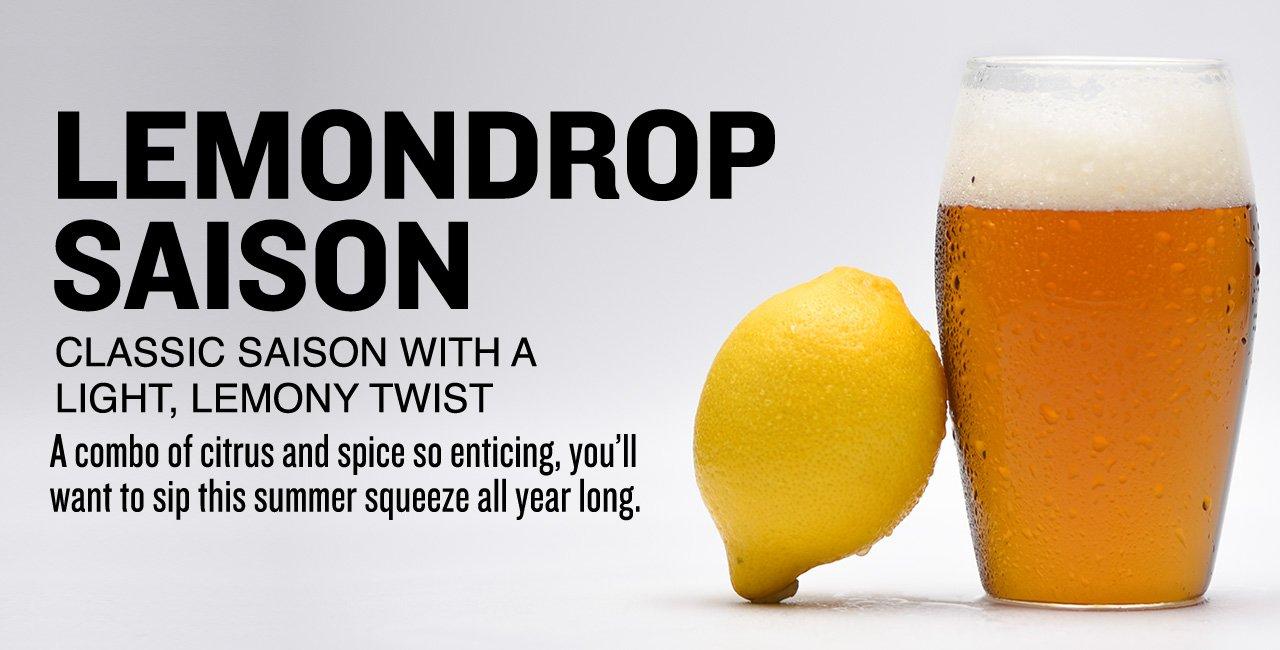 Lemondrop Saison All-Grain Beer Kit