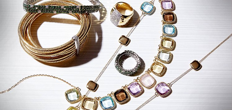 The Designer Jewelry Shop With Roberto Coin